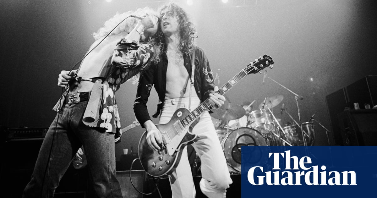 5c4d2eea Yes, Led Zeppelin took from other people's records – but then they  transformed them