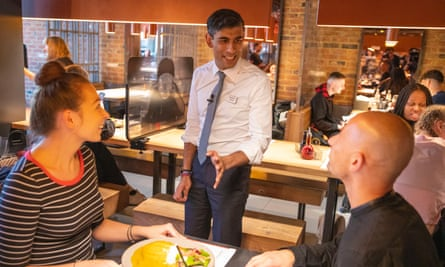The chancellor at Wagamama restaurant in central London