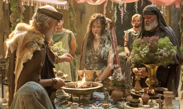 Troy: Fall of a City recap – series one, episode three