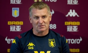 Dean Smith feels Wesley is the right man to lead the Aston Villa line.