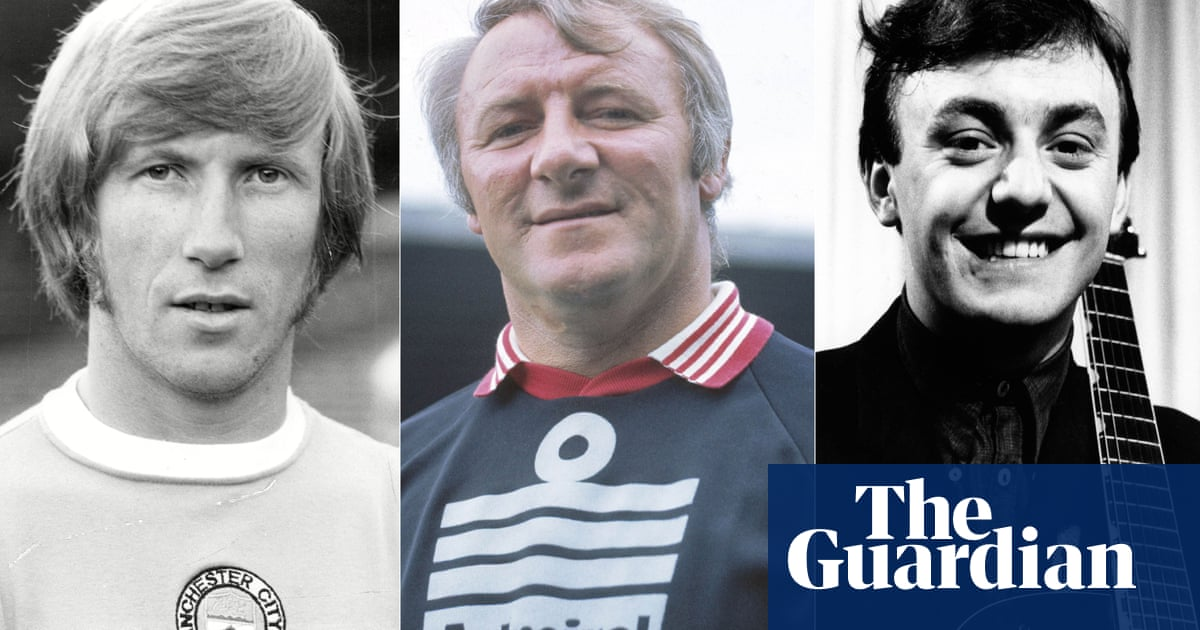 Farewell Colin Bell and the Doc, plus history of Youll Never Walk Alone | Classic YouTube
