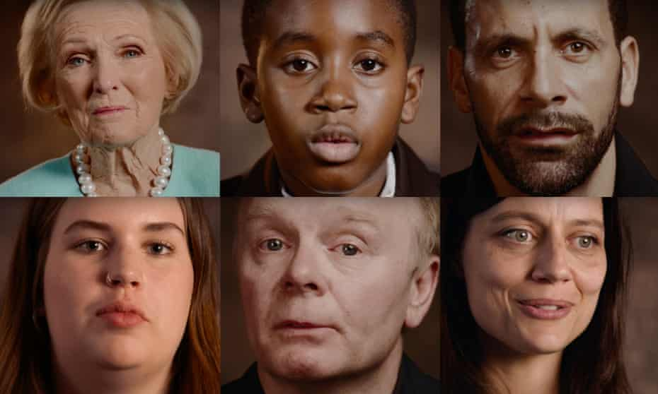 Child Bereavement UK's new campaign, One More Minute