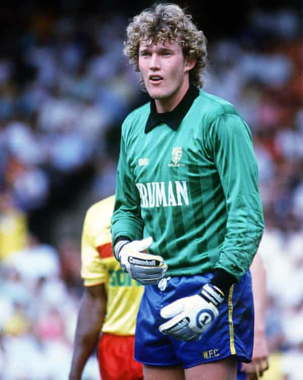 Wimbledon put to good use the ability of their goalkeeper Dave Beasant to accurately launch a big kick towards John Fashanu.
