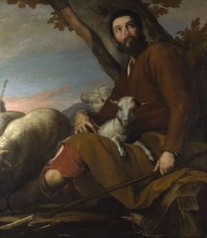 Jacob with the Flock of Laban by Jusepe de Ribera.