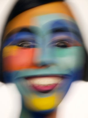 Anahi Puntín - Vogue Germany, 2019