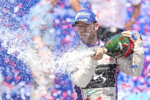 Sam Bird followed up his win in the inaugural New York City ePrix with an emphatic victory in the second of the double header races held on the Brooklyn Circuit.