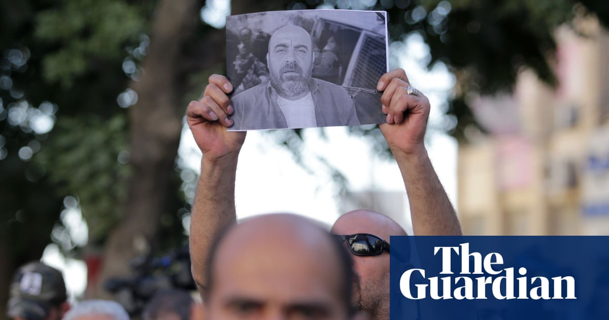 Palestinians protest for fifth day in West Bank after death of activist