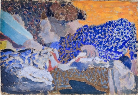 Édouard Vuillard's Two Seamstresses in the Workroom (1893)