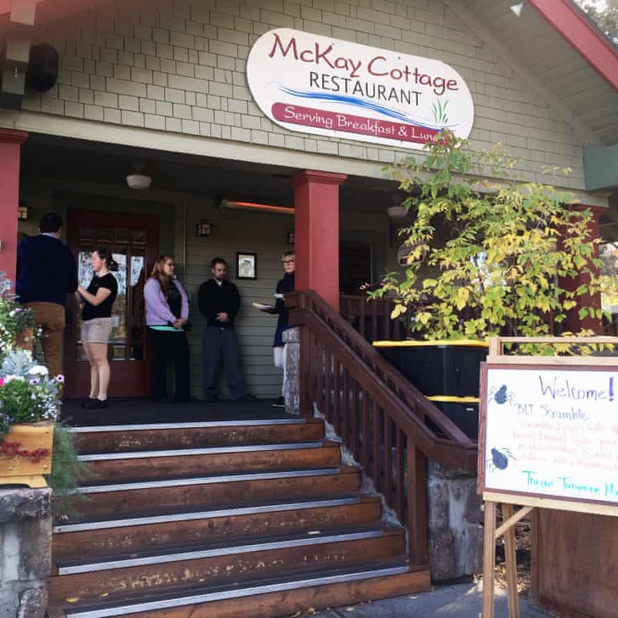 Mckay Cottage Bend, Oregon