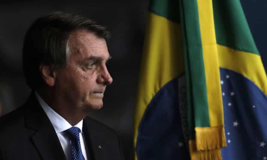 Jair Bolsonaro, Brazil's president