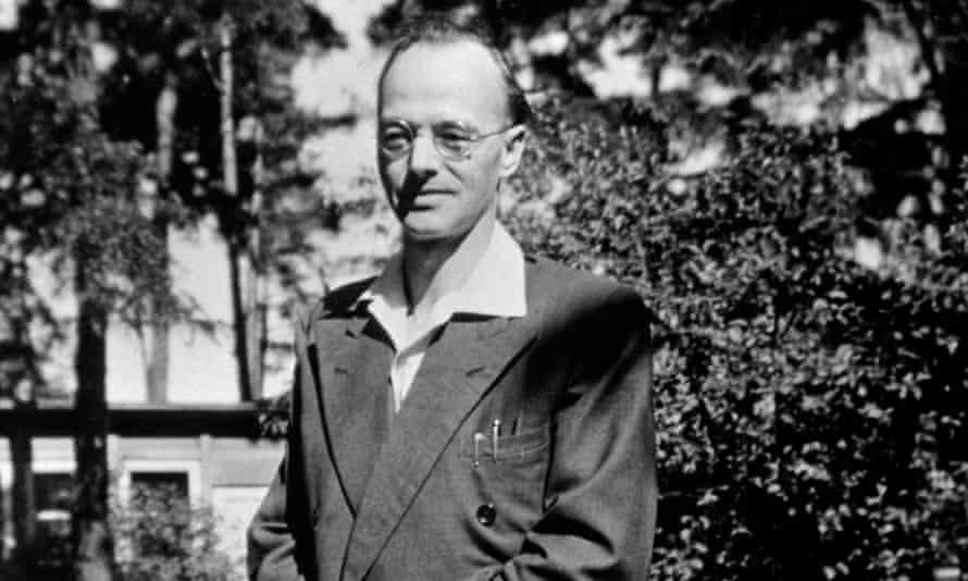 Would not say boo to a goose … Klaus Fuchs.