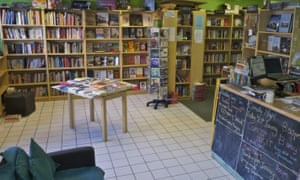 'We aim to be more than just a place you buy books' … the Big Green Bookshop in Wood Green, north London.
