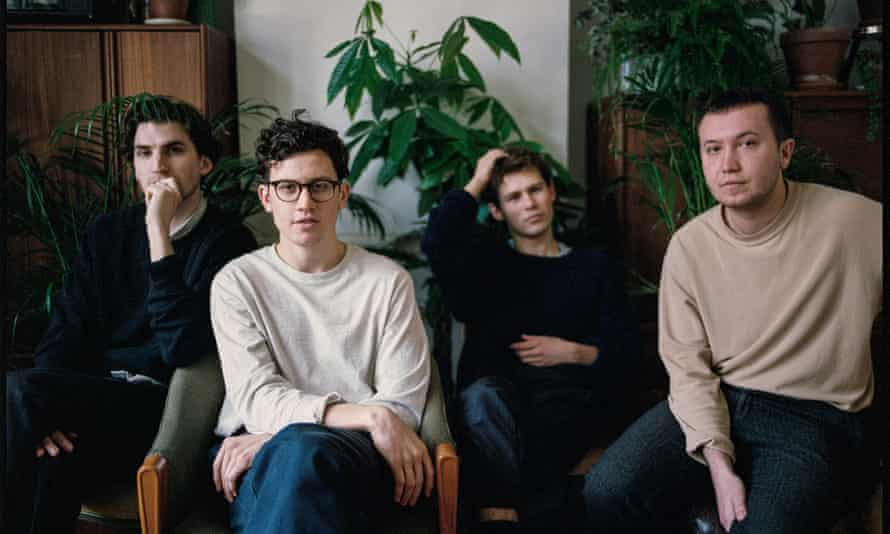 Devoid of edge and posturing … the Magic Gang.