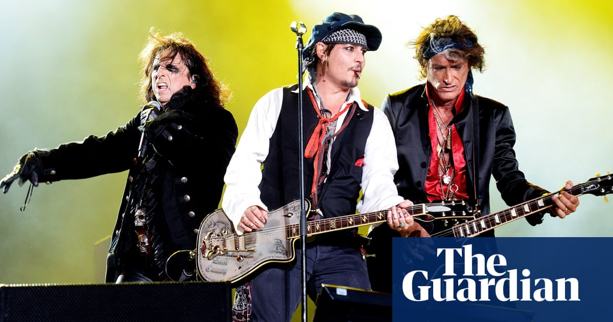 Hollywood Vampires Youve Got To Have Ego To Do What We Do