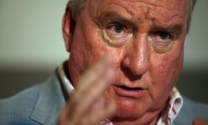 Alan Jones, who on earth do you think you are?