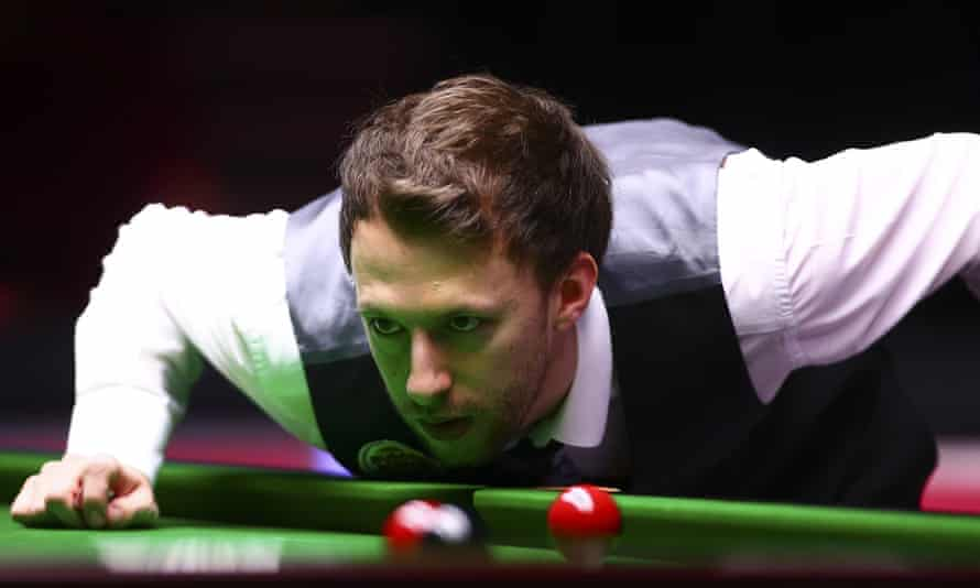 Judd Trump had lost in the first round at the Masters for the last two years before beating Stephen Maguire on Monday.
