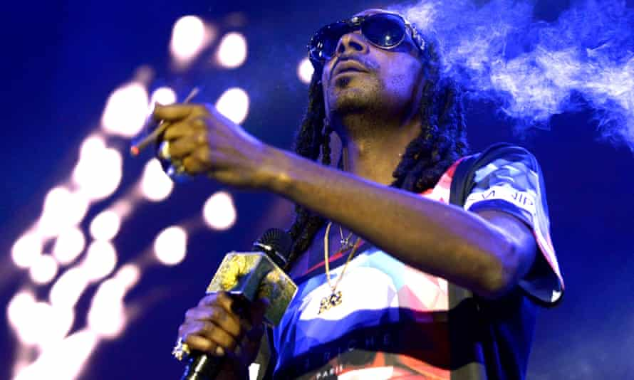 Even rapper Snoop Dogg is attempting to establish a tech startup - with the vital ingredient of cannabis.