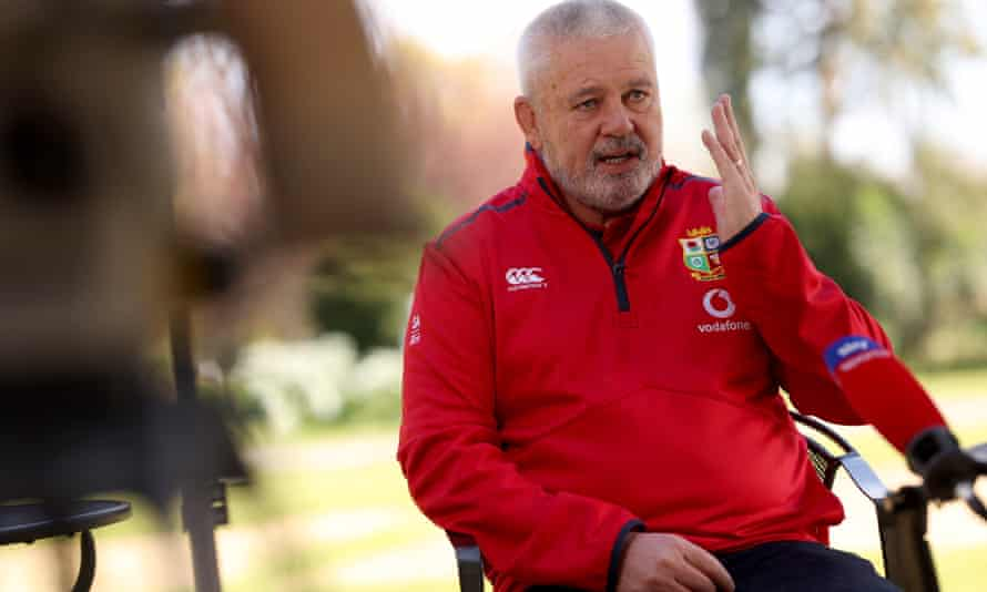 Warren Gatland still does not know whether he will have Premiership players available for the British & Irish Lions training camp in Jersey.