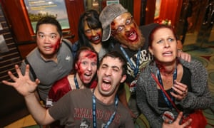 The Walker Stalker Walking Dead cruise
