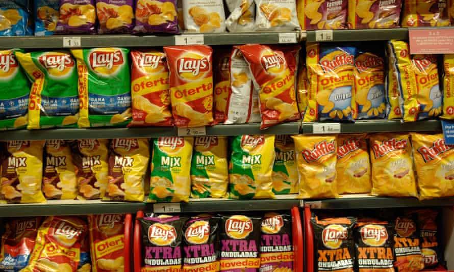 Lay's potato chips.