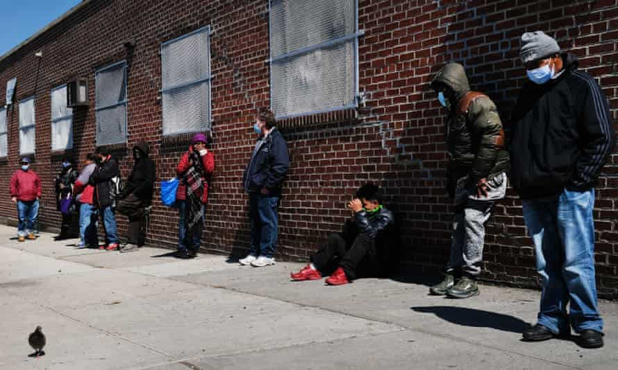 The 'American Dream' of upward mobility is broken. Look at the numbers | The Guardian