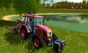 Farming Simulator 15 – all the fun of the rural life without the early mornings and fear of financial ruin
