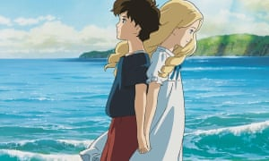 Tide together … When Marnie Was There.