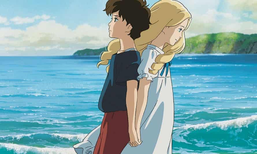 Eerie … When Marnie Was There