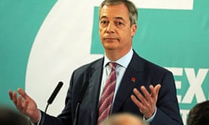 Nigel Farage announces he will not be standing Brexit party candidates in safe Tory seats.