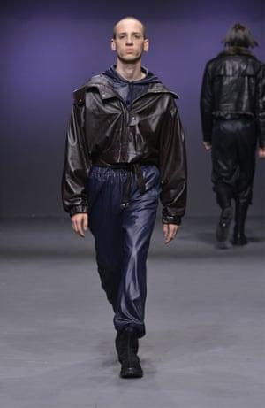 Aznauri fashion show AW18