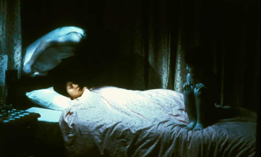 Grudge … 'Oh god, the bedclothes.'