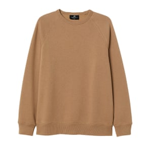Sweatshirt, £12.99, hm.com