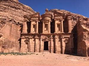 Petra, Ma'an