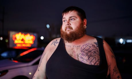 Erasing the hate: the tattoo shop offering former white supremacists a fresh start