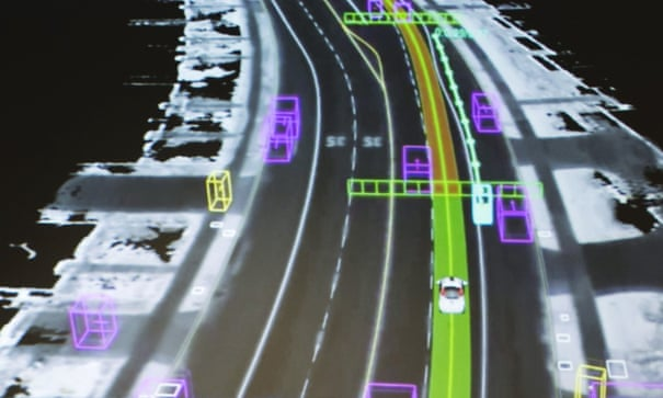 Street wars 2035: can cyclists and driverless cars ever co