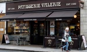 A Patisserie Valerie cafe