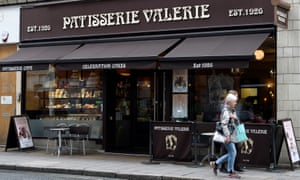 Patisserie Valerie has more than 200 outlets.