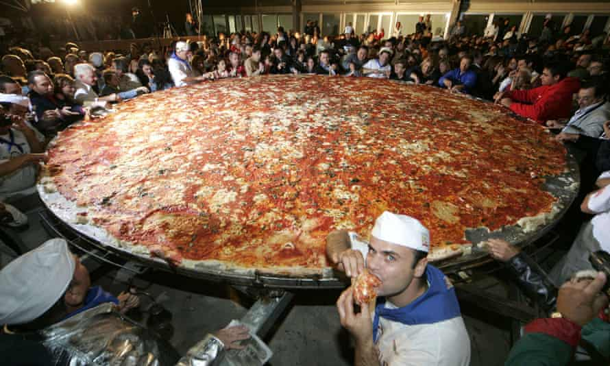 Naples, Italia... the home of the good pizza.