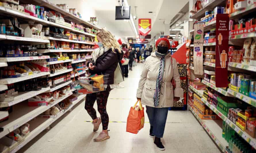 Sainsbury's sales over Christmas rose 9.3% compared with 2019.