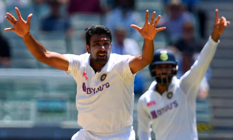 Ravichandran Ashwin, the professor of cricket who always stays ahead of the  game | England in India 2020-21 | The Guardian