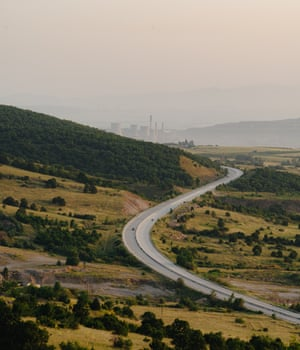 Ptolemaida, northern Greece: In this fertile region of northern Greece, peach orchards line the roads and rural landscapes stretch for miles. But the region is also dominated by the national coal industry and its complexes of plants and mines.In 2015, 50% of Greece's energy was produced from lignite, the dirtiest form of coal. Now the country is heading down a rapid phase-out with all but one lignite plant decommissioned by 2023