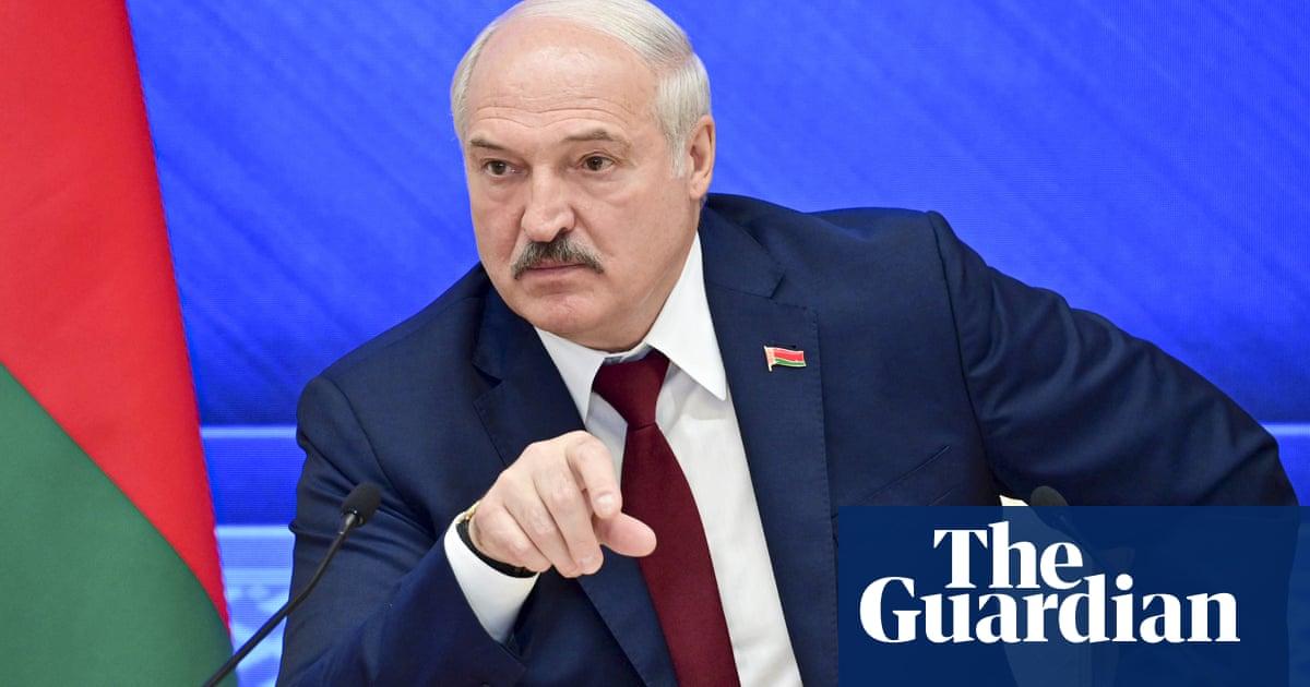 Belarus regime 'has used football as propaganda'