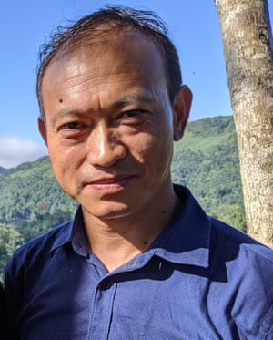 Indian conservationist Nuklu Phom