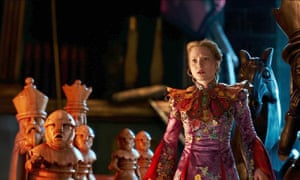 The one ... Mia Wasikowska in Alice Through the Looking Glass