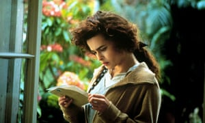 'Light and wit': Helena Bonham Carter in the 1992 film version of Howards End.