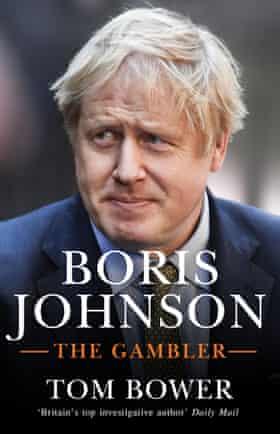 Boris Johnson The Gambler - Book Jacket