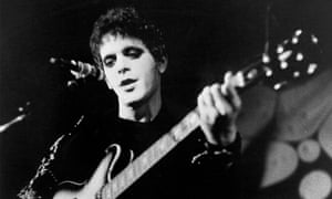'Stay away if you have no moral compass': Lou Reed performing live in the early 70s.