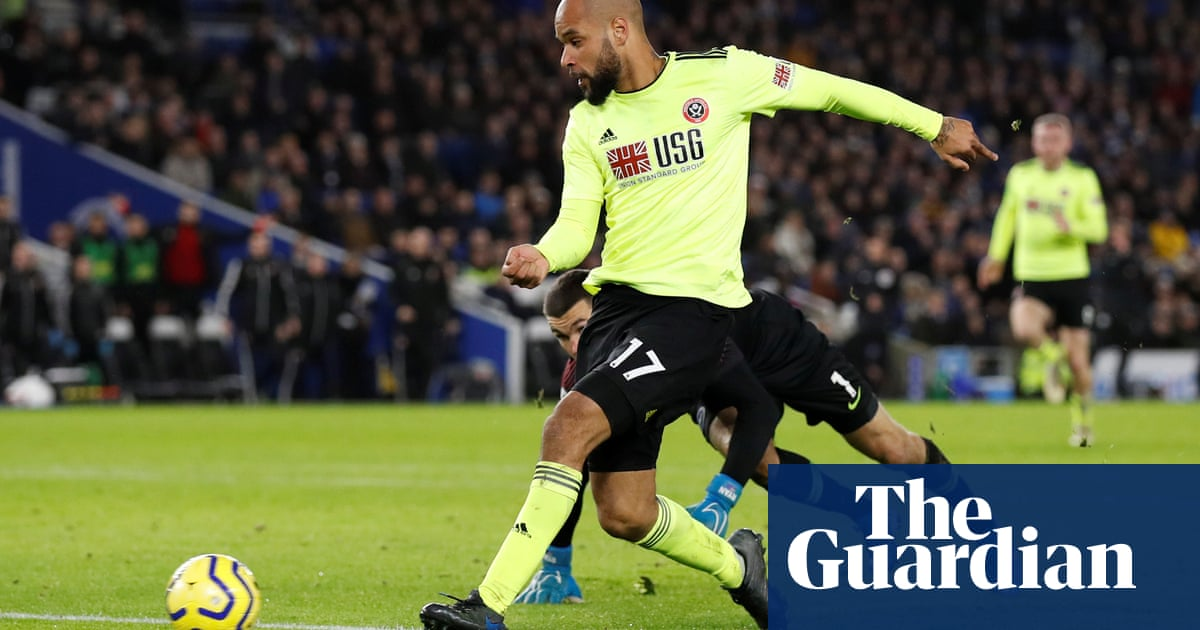 David McGoldrick is beloved by Blades despite his lack of cutting edge | Paul Doyle