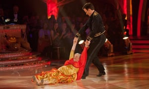 ann widdecombe dancing