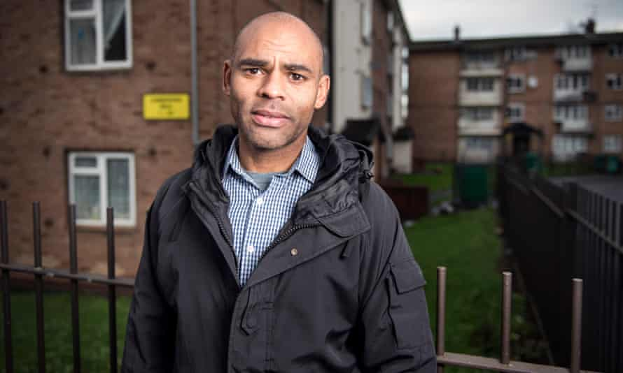 Marvin Rees visits his old home on the Long Cross estate in Bristol.